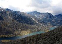 Горы в Якутии.
