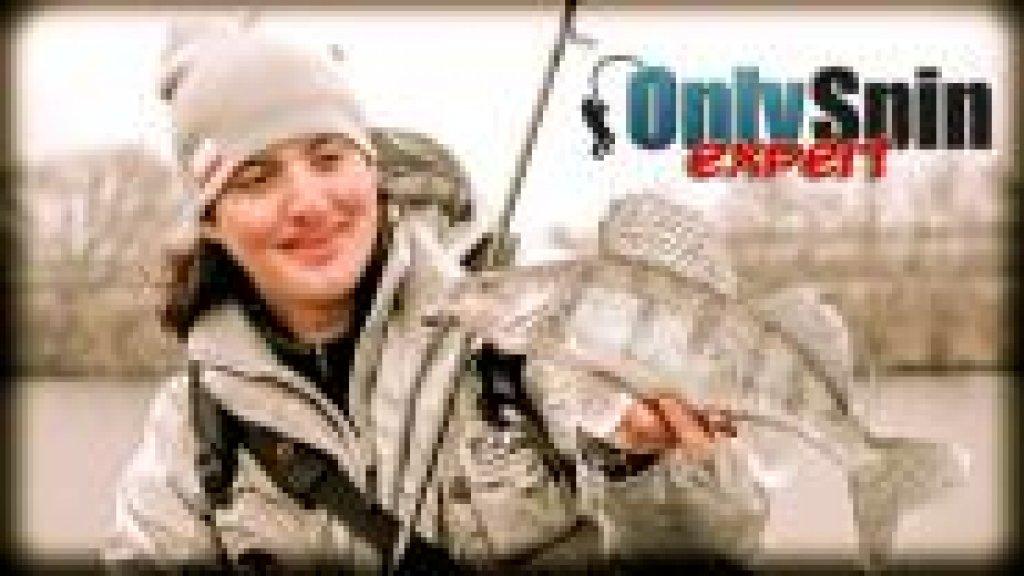 Ловля на джиг поздней осенью Мишин и Питерцов