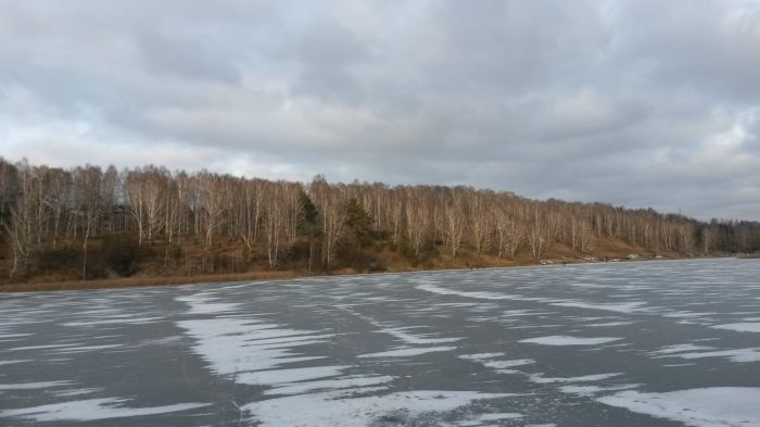 Устье реки Коён