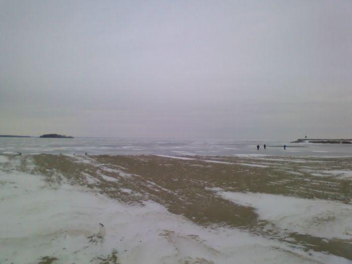 Море встало до Тайваня. Пехотинцы пошли в бой.