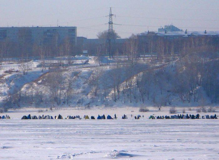 Вид на Приморскую