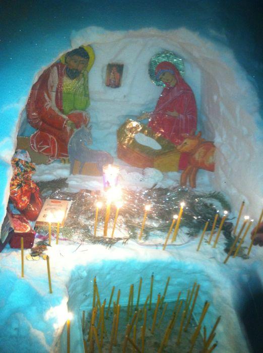 С РОЖДЕСТВОМ ХРИСТОВЫМ !!!!!  ВСЕМ ДОБРА И ЗДОРОВЬЯ!!!!