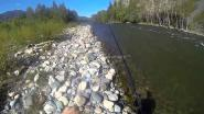 Чарыш, первая рыбалка осени 2013