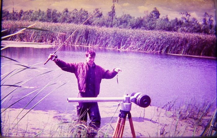 ретро тема. Матвеевская протока. 1987 год.