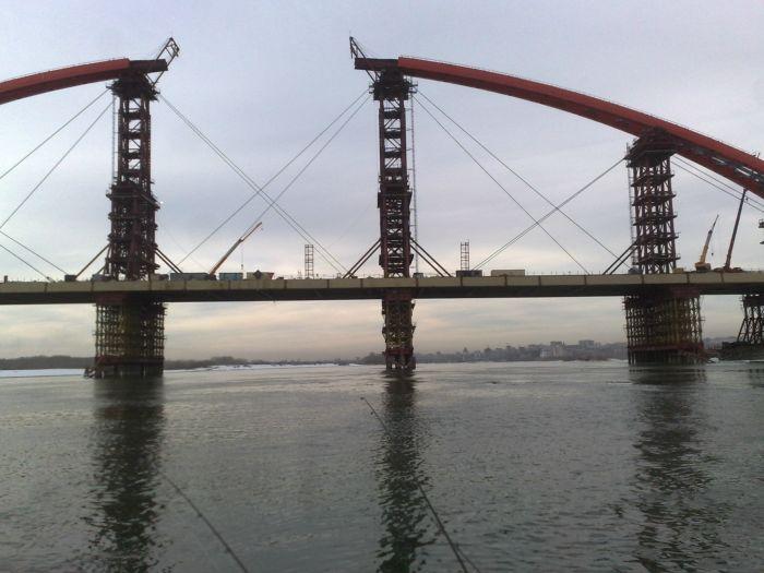 красавец  мост...