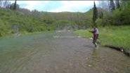 Тайменная река, Алтай 2014