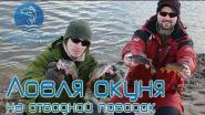 Ловля окуня на отводной поводок видео: РД