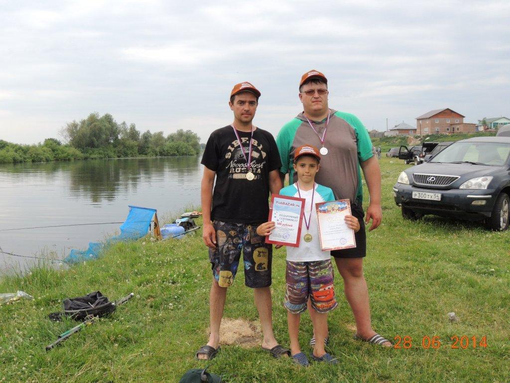 (Чемпионат НСО по ловле на поплавочную удочку 2014)