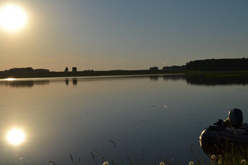 закат в Пичугах