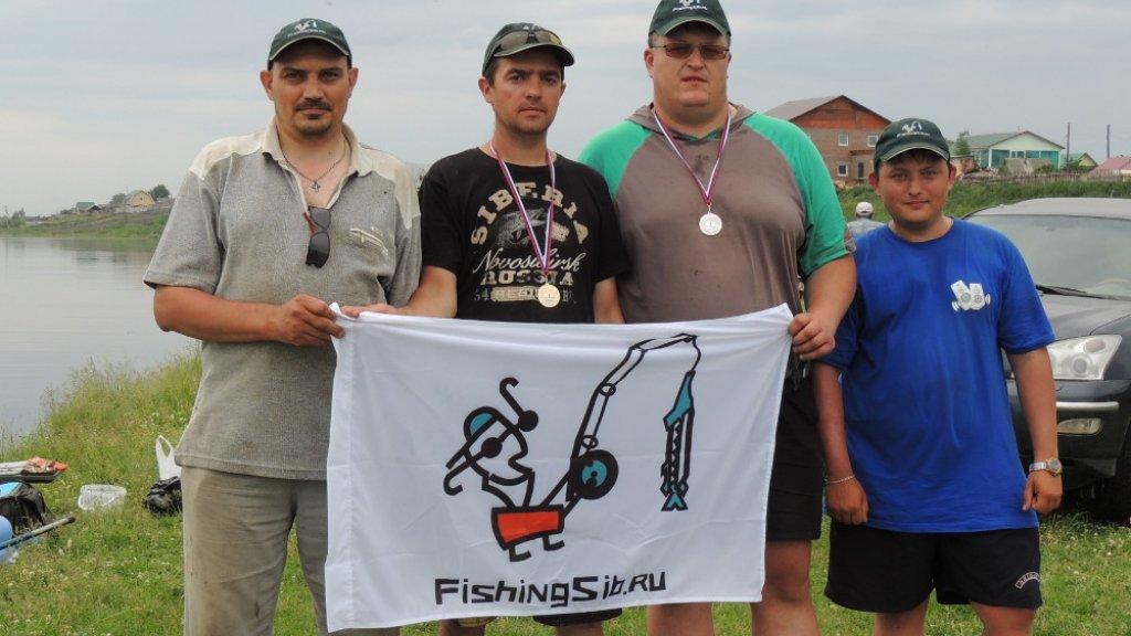 Чемпионат НСО по ловле на поплавочную удочку 2014
