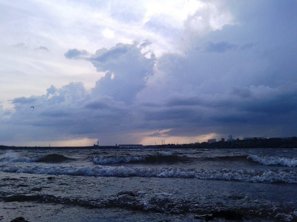 У природы нет  плохой погоды!!!