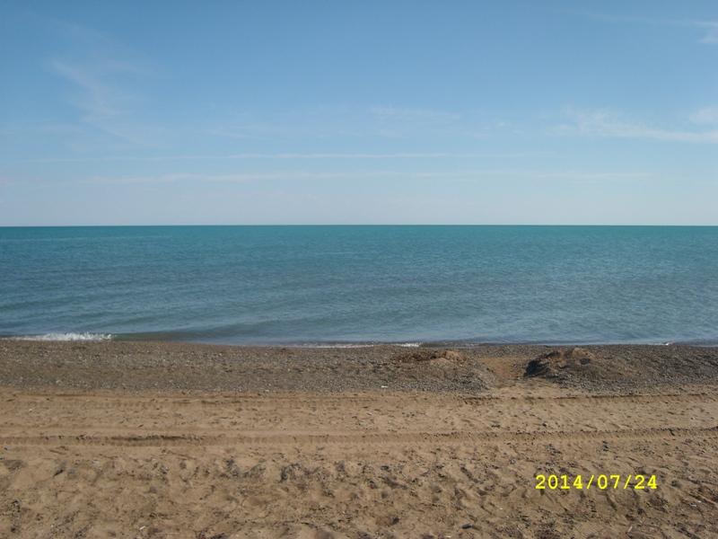 Озеро Балхаш Казахстан