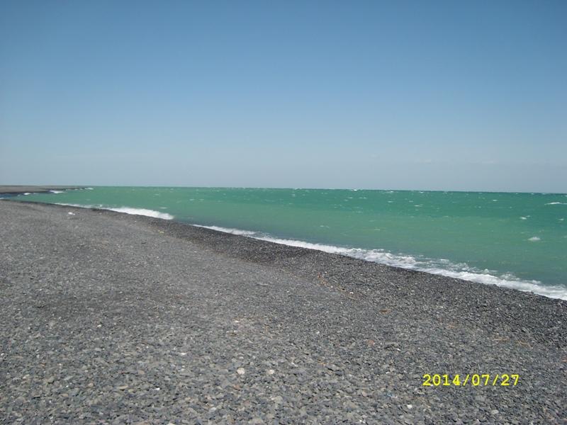 Озеро Алаколь Казахстан