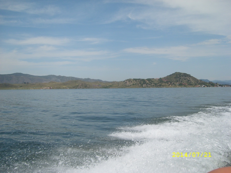 Бухтарминское водохранилище (Бухтарма) Казахстан