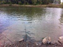 Разъезд иня рыбалка