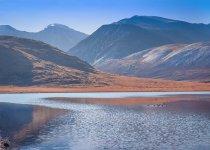оз. Киндыктыкуль ,2,5 км над уровнем моря , 4 км от Монголии