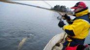 Ловим щуку на фотоаппарат RUSSIAN HI-TECH FISHING