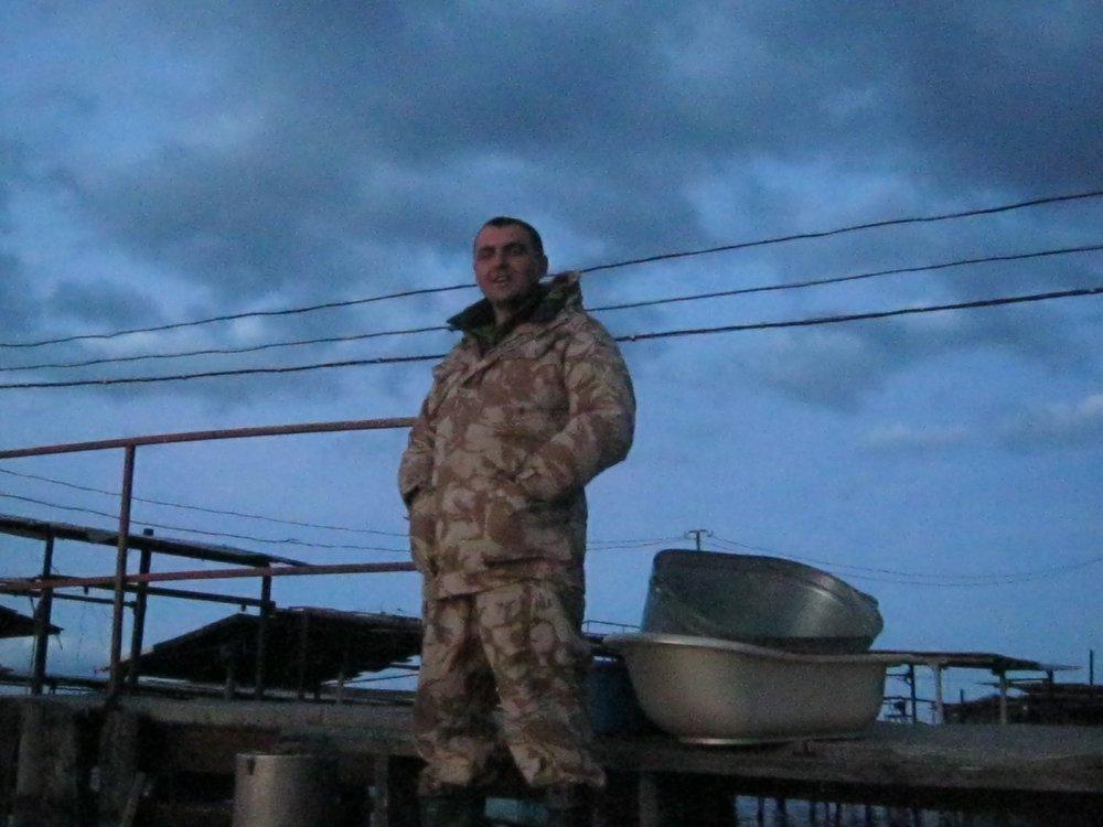 Правильный рыбак 1.