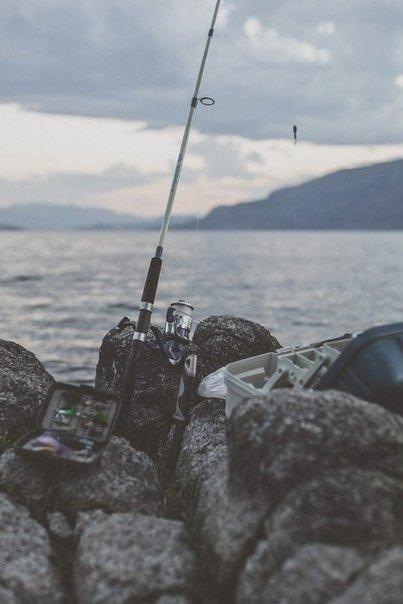 На рыбалку ходят не за рыбой, а за душевным покоем.