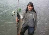 Моя рыбачка (на конкурс)