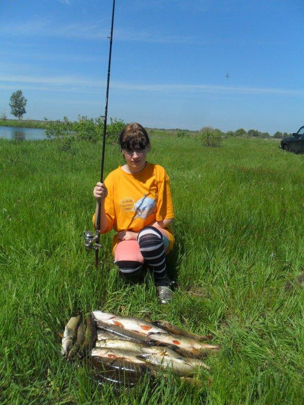 рыболовное фото на конкурс