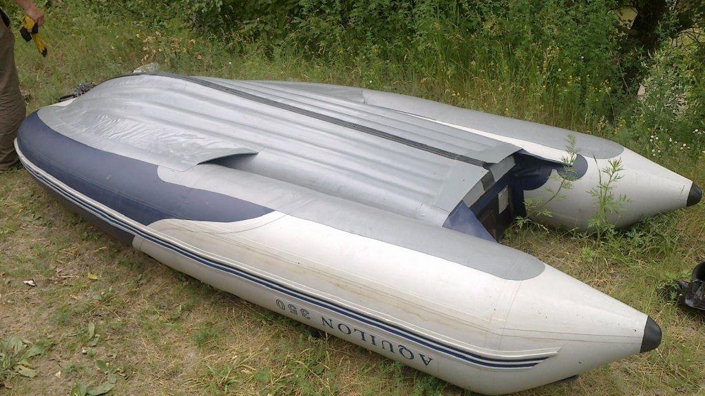 Лодки Аквилон
