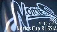 Nories Cup Russia 2014, часть 2