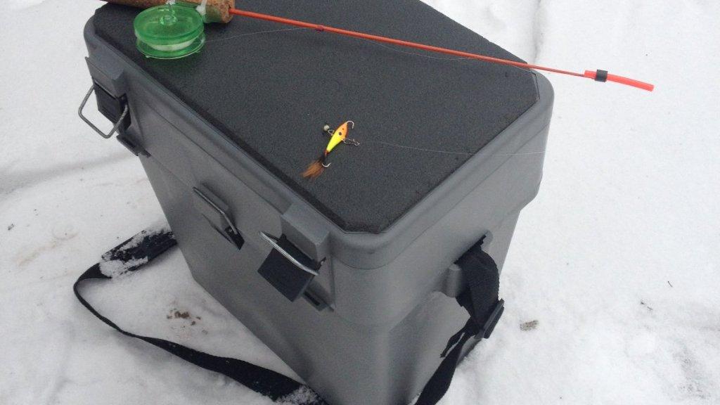 Удильник для зимней ловли на блесна и балансиры
