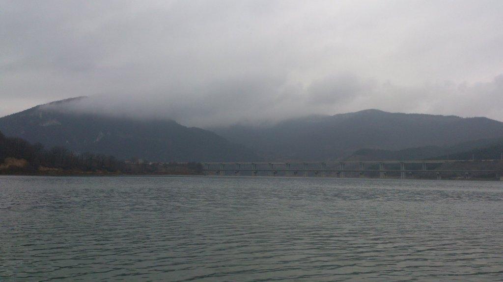 Рыбалка в Болгарии зимой