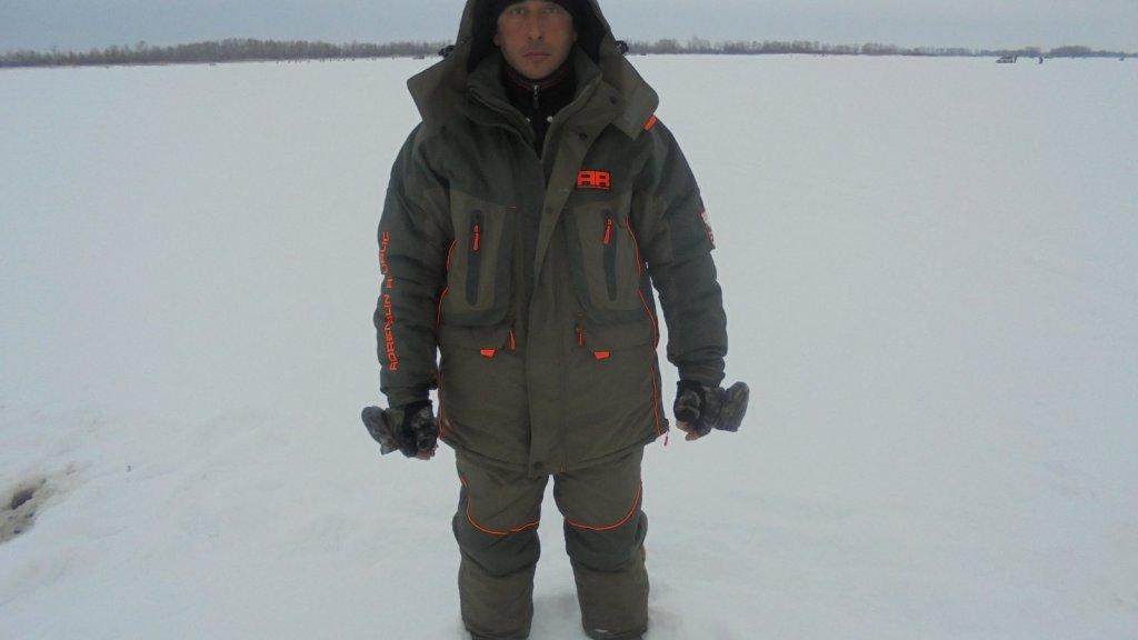 Костюм зимний Adrenalin Republic ROVER -35, зеленый/хаки