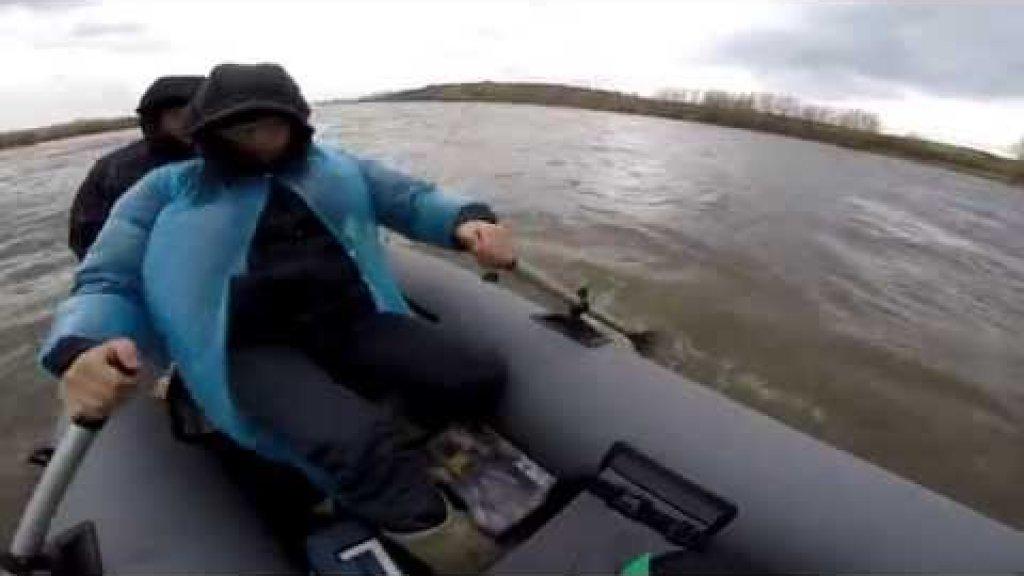 Рыбалка на Шульбинском водохранилище (Казахстан)