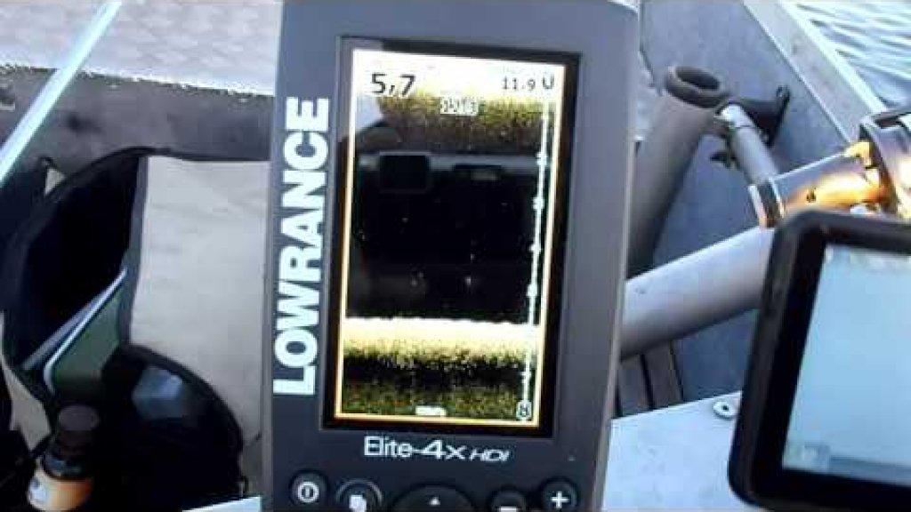 Lowrance Elite-4X HDI