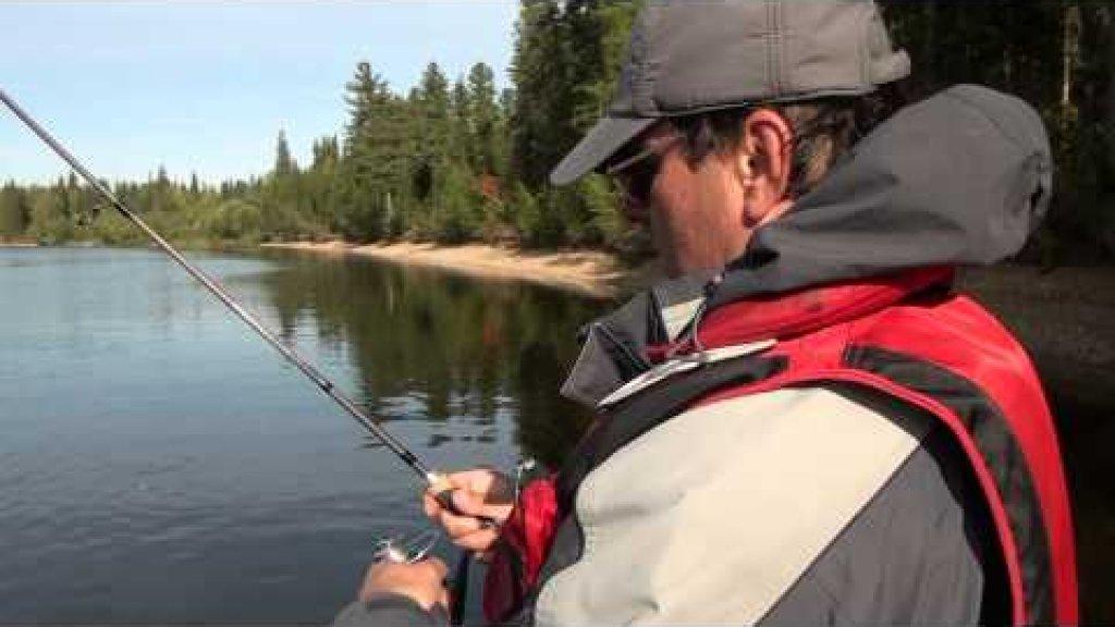 Осенний марафон в поисках рыболовного счастья 3 серия