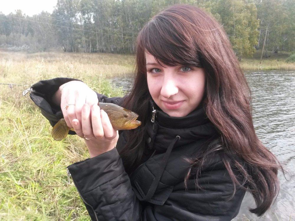 Почти золотая рыбка.;)