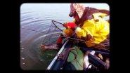 Рыбалка на Оби 08.04.2015