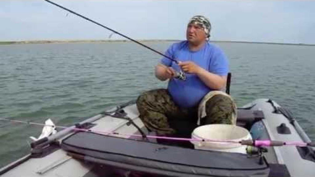 Рыбалка на Чане