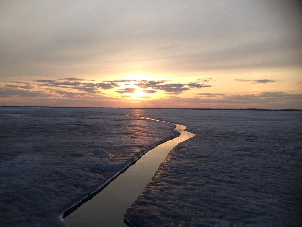 Озеро Хорошее Карасукский район