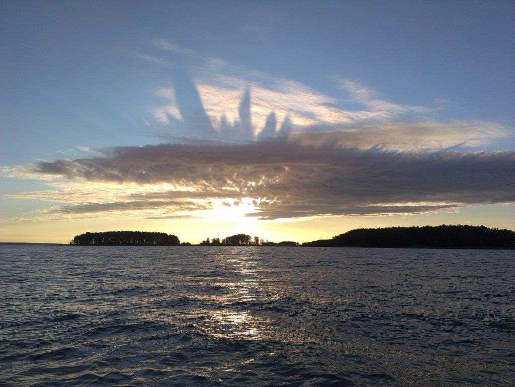 Взрывное облако