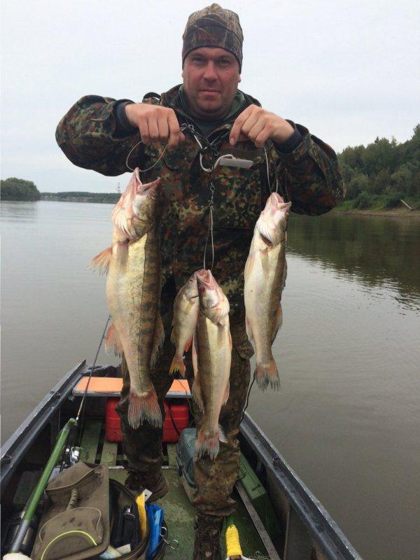 Хорошая рыбалка!