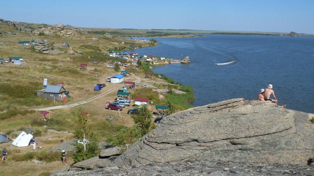 Кругосветка по озерам Алтайского края.
