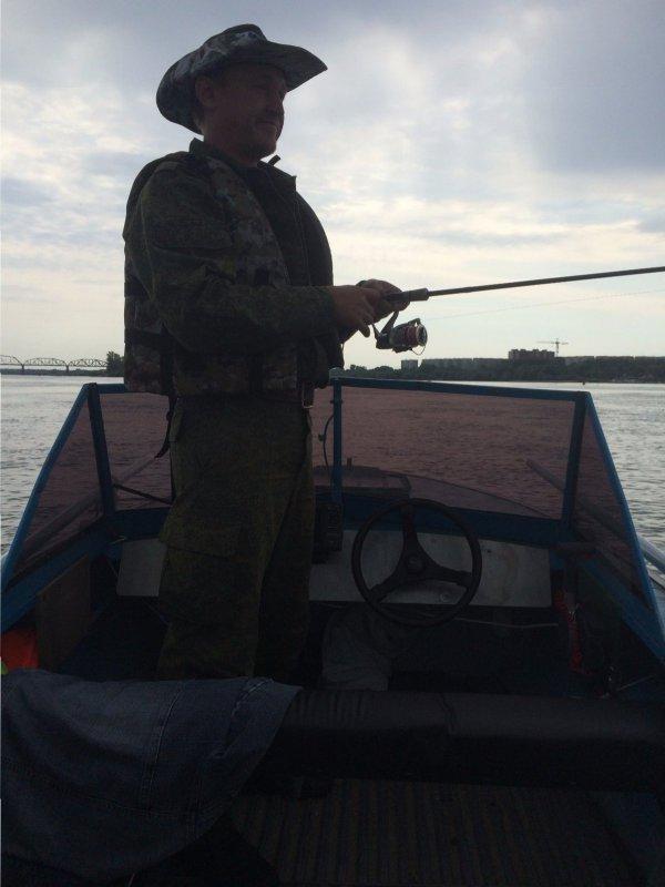 Поклёвку увидел-рыбалка удалась!!!