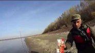 Рыбалка в Молчаново. 10-11 октября 2015. Большая вода.
