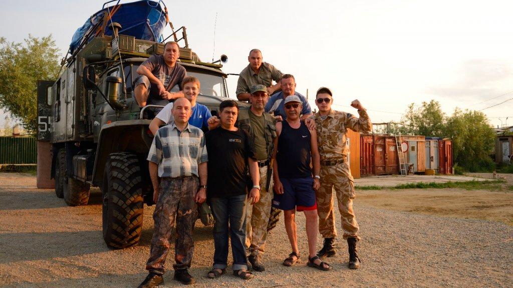 """Экспедиция """"Юдома-Гольфстрим - 2015""""  Полный отчет"""