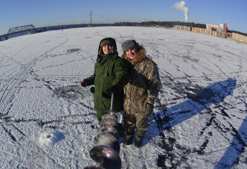 Сибирское селфи