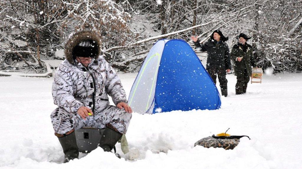 Зимняя рыбалка: советы опытных рыбаков