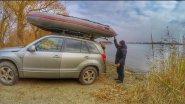 Рыбалка Ловля окуня на Дону в Ростовской области Go Pro 2015