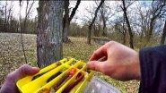 Рыбалка на спиннинг от первого лица, снятая на GoPro Hero 4 2015