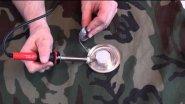 Как сделать грелку для палатки.mp4