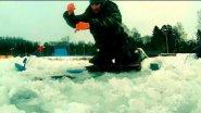Зимняя Рыбалка. Ловля на Жерлицы. Подводное Видео