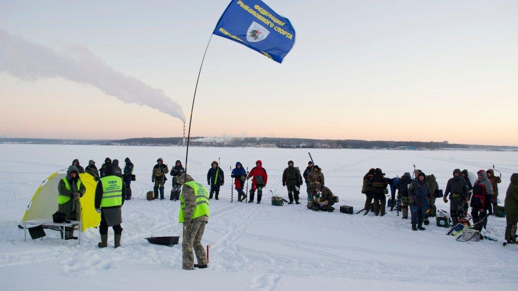 Открытые соревнования НСО по ловле на мормышку, Лично-командные. Фотоотчёт.